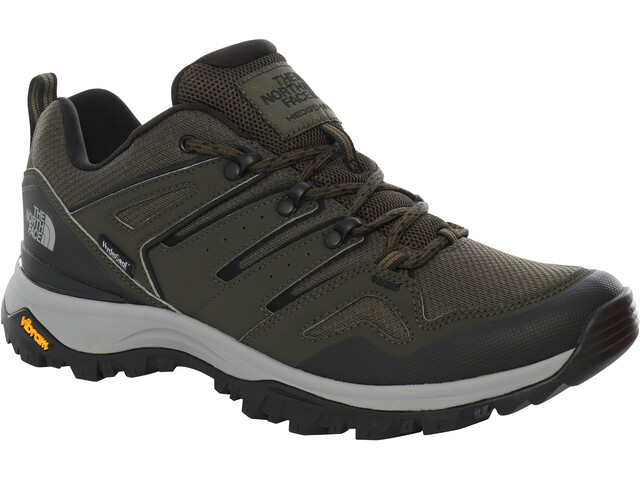 The North Face Hedgehog Fastpack 2 Waterproof Shoes Men new taupe green/tnf black
